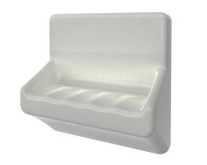 7X7 SOAP DISH